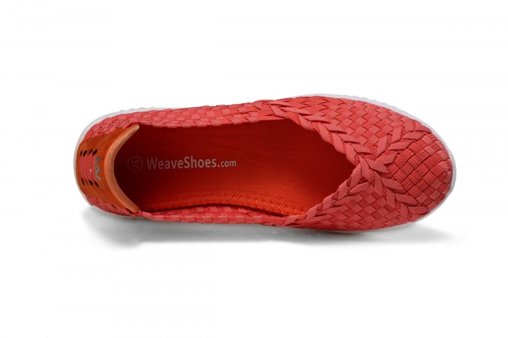 Breathable Inner Woven Pumps