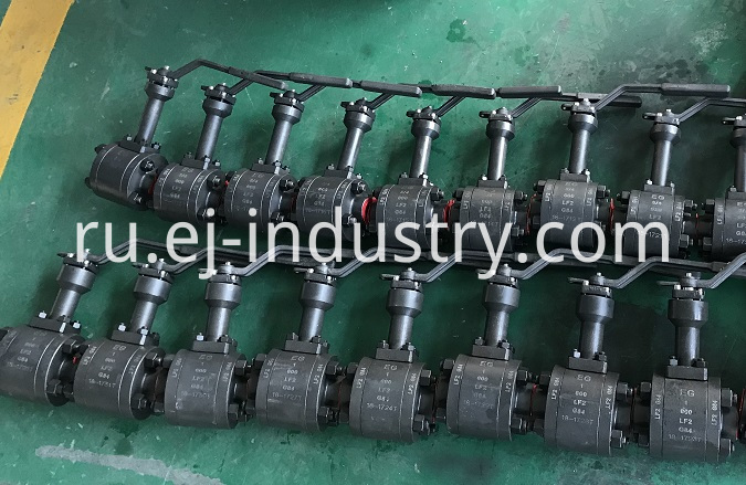 forged ball valve 10