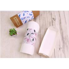 White Western Snacks Packing Box With Handle