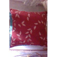 Tecido bordado de camurça para fronha