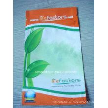Fertigen Sie angemessene Mattplastikverpackungs-Beutel besonders an