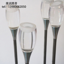Customized Acrylic Bottle With Reed Lamp