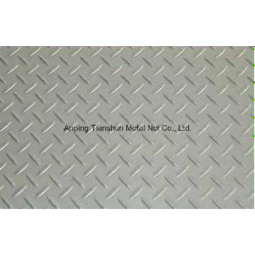 Aluminium Anti-Skid Plate for Protection