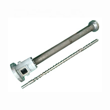 PE / PP / PVC único cilindro de parafuso de sopro de filme 70-28