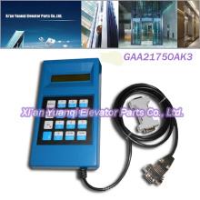 Pièces de rechange rechargeables pour ascenseur GAA21750AK3 Test Service Tool Heures illimitées