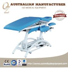 Alta Qualidade Paciente Fisioterapia Tabela de Cama de Massagem Equipamentos Médicos Multi-função de Tratamento Elétrico do Sofá
