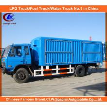 Heavy Duty 4X2 Dongfeng Cargo Van Truck