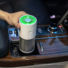 BeON purificador de aire carro Mini USB Charging Anion Air Purifier for Car Ionizer