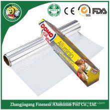 Fashion Promotional 8011 Household Aluminium Foil Coil