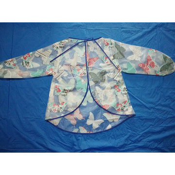 eco friendly baby draw apron