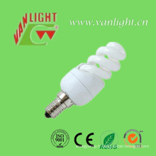 Complet en spirale Energy Saving Lights T2-7W CFL Light (VLC-MFST2-7W)