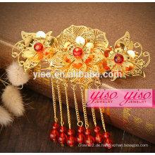 Chinesische traditionelle Hochzeitsweinlese-Haarzusätze
