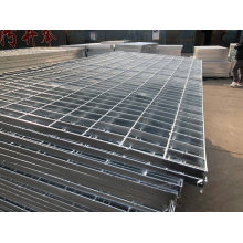 High Quality Steel Grating Platform Galvanized Steel Grating Floor for Building Material