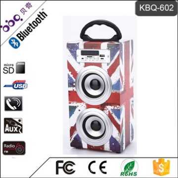 2017 New Hot sale Football World Cup Speaker with MP3/FM Radio