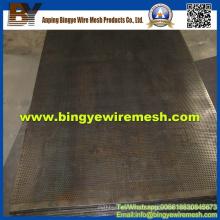Séchage Forgrain de maille perforée en acier à faible teneur en carbone