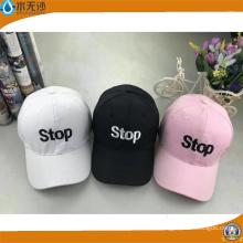 OEM Men Cotton Hats Golf Promotional Fashion Sport Baseball Cap
