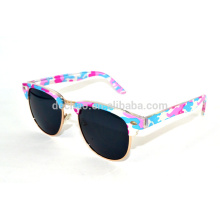2014 cheap custom branded vintage sunglasses from china supplier