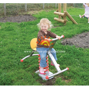 Kinderspielplatz im Freien Spring Rocking Entertainment