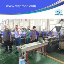 Máquina de produção de pelotização de flocos de estimação