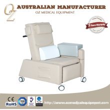 High Quality Australian CE Approved Standard Medical Infusion Chair Blood Transfusion Chair Transfusion Couch