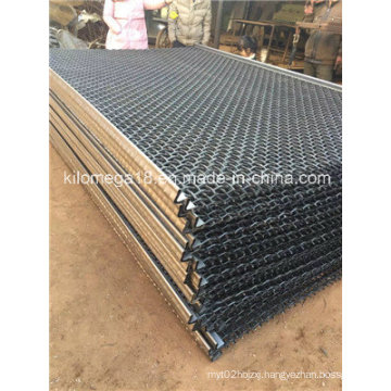 65mn High Tensile Steel Screen with Hook for Sale