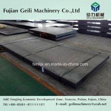 Estructura del edificio Placa de acero (laminador)