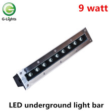 9watt Linear LED Underground Light