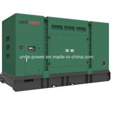 50Hz generador diesel de 450kVA / 360kw fijado por el motor de Yuchai