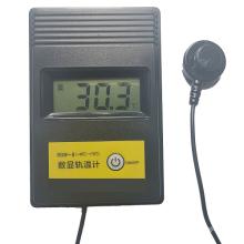 Controlador de temperatura digital de instalação de trilhos