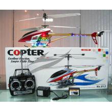 cable usb cargador para helicóptero rc 3CH helicóptero aleación rc w / LED colorido