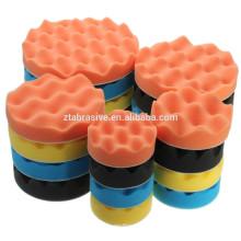 Buffing Polishing Sponge Pads Kit For Car Polisher Buffer