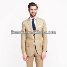 New Style Two Buttons Gentalmen Business Suits Best Man Suit