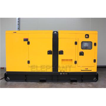 Высокое качество 88kVA Sdec Молчком Тепловозный генератор энергии