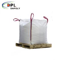 Dapoly New Design Baffle Inside Bulk Bag with Fill Spout Baffle Bag For Packing Potato Starch