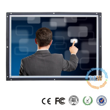 Open frame 21.5 inch touch screen LCD monitor with USB port and RS232 optional