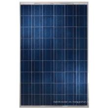 Panel de energía solar Poly de alta eficacia 210W para el hogar solar, fuera de la rejilla, en-Grid, sistema de la bomba