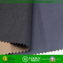 Plaids Design Jacquard with Compound Poly Pongee Fabric