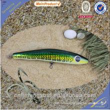 WDL027 16 cm 18 cm 22 cm isca de pesca molde isca de pesca isca de pesca moldes de pesca de água salgada vara isca