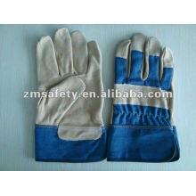 Safety Pig Leather Kids Garden Glove ZMR387