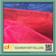 2015 Plain Brushed 100% Polyester Upholstery Car Fabric
