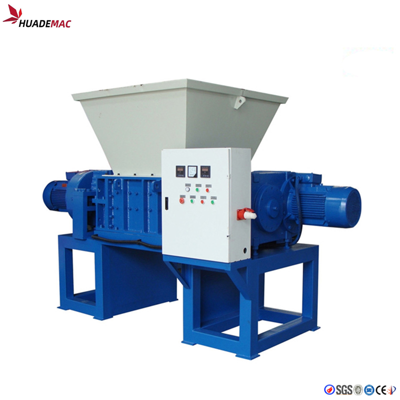 Double Shaft Shredder B