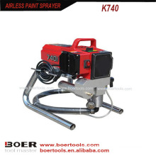 High Pressure Intelligent Portable Airless Paint Sprayer 1.77HP