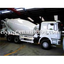 China 8-10 caminhão do misturador do caminhão CAMC do misturador de concreto de CBM à venda