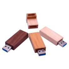 Clé USB 3.0 Pen Drive en bois