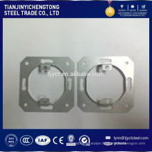 OEM stainless steel flat socket contact stamping parts