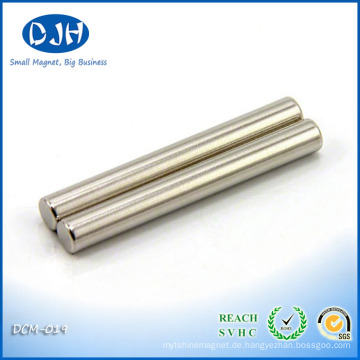 Hochleistungs N48 NdFeB Stabmagnet für Magnetfilter