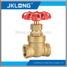 J1009 Válvula de compuerta de latón completo