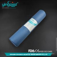 Rolo de gaze de algodão absorvente médico de alta qualidade