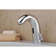 Commercial Toilet Automatic Cold and Hot Faucet