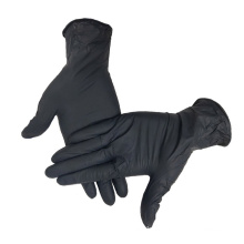 Прочные нитриловые одноразовые латексные медицинские хозяйственные перчатки